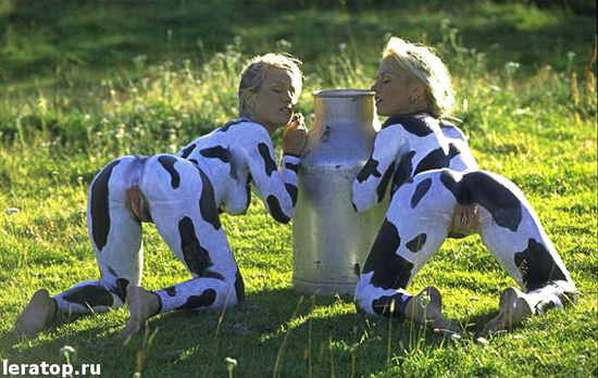 cow girls